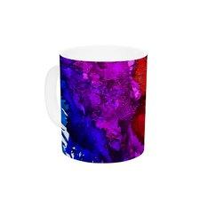 Rainbow Splatter by Claire Day 11 oz. Ceramic Coffee Mug