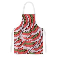 Wings by Akwaflorell Artistic Apron