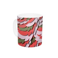 Wings by Akwaflorell 11 oz. Ceramic Coffee Mug