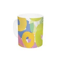 Circle Me by Emine Ortega 11 oz. Ceramic Coffee Mug