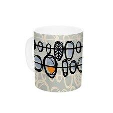 Benin by Gill Eggleston 11 oz. Ceramic Coffee Mug