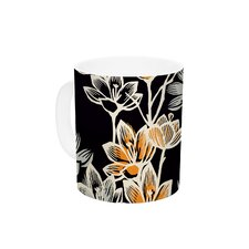 Crocus by Gill Eggleston 11 oz. Ceramic Coffee Mug