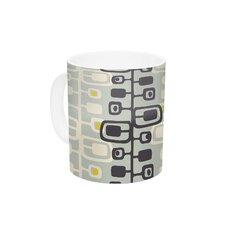 Carnaby by Gill Eggleston 11 oz. Ceramic Coffee Mug