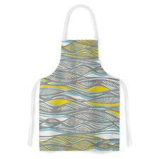 Drift by Gill Eggleston Artistic Apron