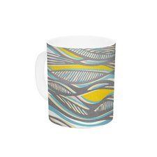 Drift by Gill Eggleston 11 oz. Ceramic Coffee Mug