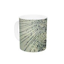 Feather Light by Ingrid Beddoes 11 oz. Ceramic Coffee Mug