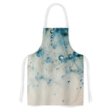 Pearls by Ingrid Beddoes Artistic Apron