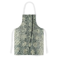Feather Light by Ingrid Beddoes Artistic Apron