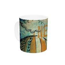 New York by iRuz33 11 oz. Ceramic Coffee Mug