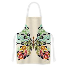Butterfly by Art Love Passion Artistic Apron