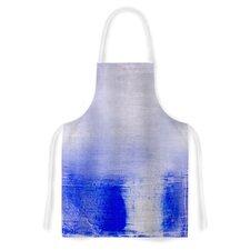 Blue & Lavender by Iris Lehnhardt Artistic Apron