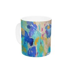 Origami Strings by Kira Crees 11 oz. Ceramic Coffee Mug