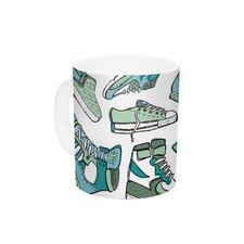 Sneaker Lover III by Brienne Jepkema 11 oz. Ceramic Coffee Mug