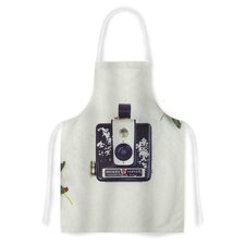 The Four Seasons: Winter by Libertad Leal Artistic Apron