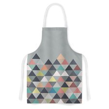 Nordic Combination by Mareike Boehmer Abstract Artistic Apron