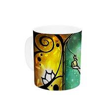 Fairy Tale Frog Prince by Mandie Manzano 11 oz. Ceramic Coffee Mug