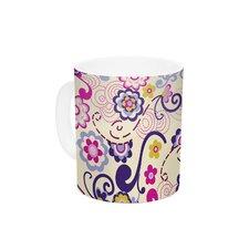 Arabesque by Louise Machado 11 oz. Ceramic Coffee Mug