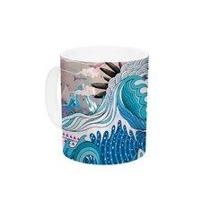 Unstoppable Bull by Mat Miller 11 oz. Ceramic Coffee Mug