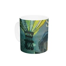 San Diego by iRuz33 11 oz. Ceramic Coffee Mug