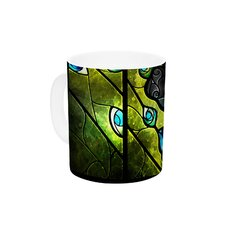 Angel Eyes by Mandie Manzano 11 oz. Ceramic Coffee Mug