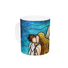 In the arms of the Angel by Mandie Manzano 11 oz. Ceramic Coffee Mug