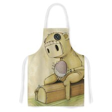 In All The While by Matthew Reid Artistic Apron