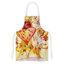 Tree of Love by Marianna Tankelevich Artistic Apron
