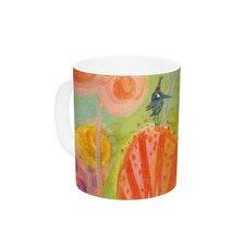 Flowerland by Marianna kelevich 11 oz. Ceramic Coffee Mug