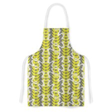Whirling Leaves by Miranda Mol Artistic Apron