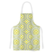 Blossoming Buds by Miranda Mol Artistic Apron