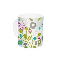 Bird Fantasy by Nicole Ketchum 11 oz. Ceramic Coffee Mug