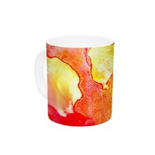 Hot Hot Hot by Rosie 11 oz. Ceramic Coffee Mug