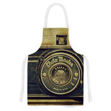 Discarded Treasure by Robin Dickinson Vintage Camera Artistic Apron