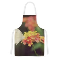 Captivating by Robin Dickinson Flower Artistic Apron