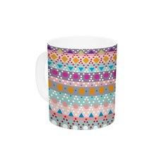 Ayasha by Nika Martinez 11 oz. Ceramic Coffee Mug