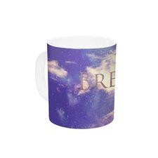 Breathe by Rachel Burbee 11 oz. Ceramic Coffee Mug