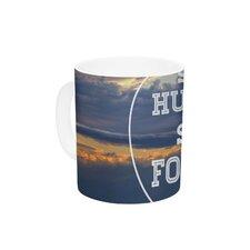 Stay Hungry by Skye Zambrana 11 oz. Ceramic Coffee Mug