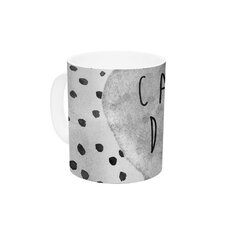Carpe Diem by Vasare Nar 11 oz. Quote Ceramic Coffee Mug