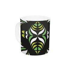 Retro Train by Miranda Mol 11 oz. Ceramic Coffee Mug