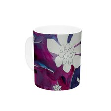 Succulent Dance III by Theresa Giolzetti 11 oz. Ceramic Coffee Mug