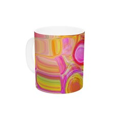 Spring by Nina May 11 oz. Ceramic Coffee Mug