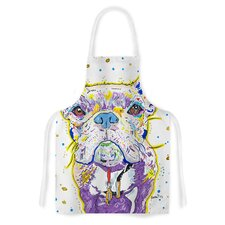 Niko by Rebecca Fischer French Bulldog Artistic Apron