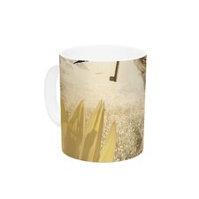 Key by Suzanne Carter 11 oz. Ceramic Coffee Mug