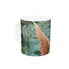 The Delivery by Suzanne Carter 11 oz. Ceramic Coffee Mug