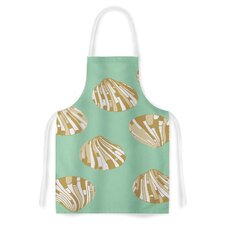 Scallop Shells by Rosie Artistic Apron