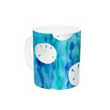 Sandollars by Rosie 11 oz. Ceramic Coffee Mug
