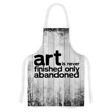 Art Never Finished by KESS Original Artistic Apron