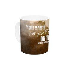 Touch the Sky by KESS Original 11 oz. Ceramic Coffee Mug