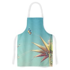 Flying Chairs by Libertad Leal Artistic Apron