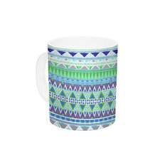 Emerald Chenoa by Nika Martinez 11 oz. Ceramic Coffee Mug
